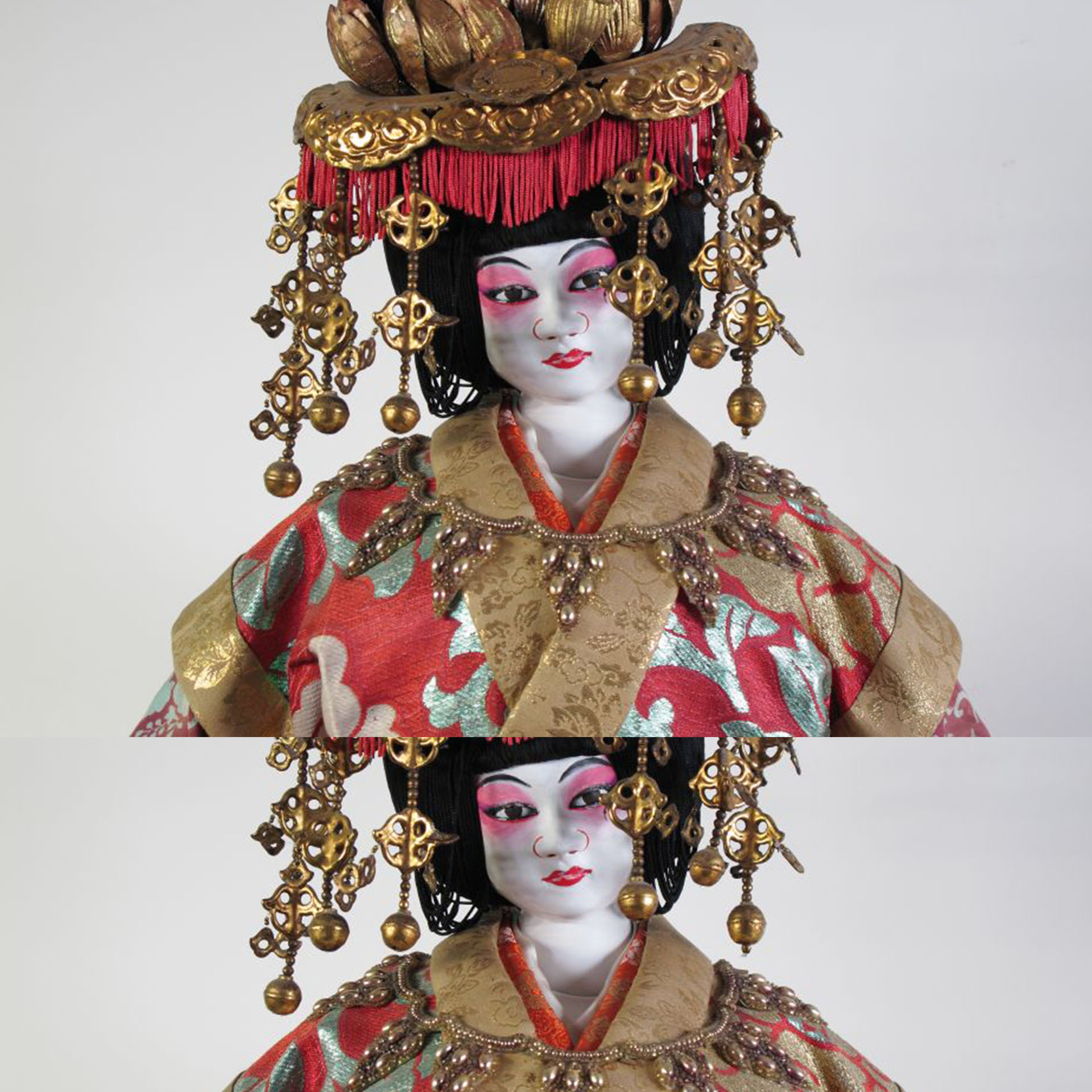 A puppet by Kihachirō Kawamoto acquired from Atelier Frédéric Back